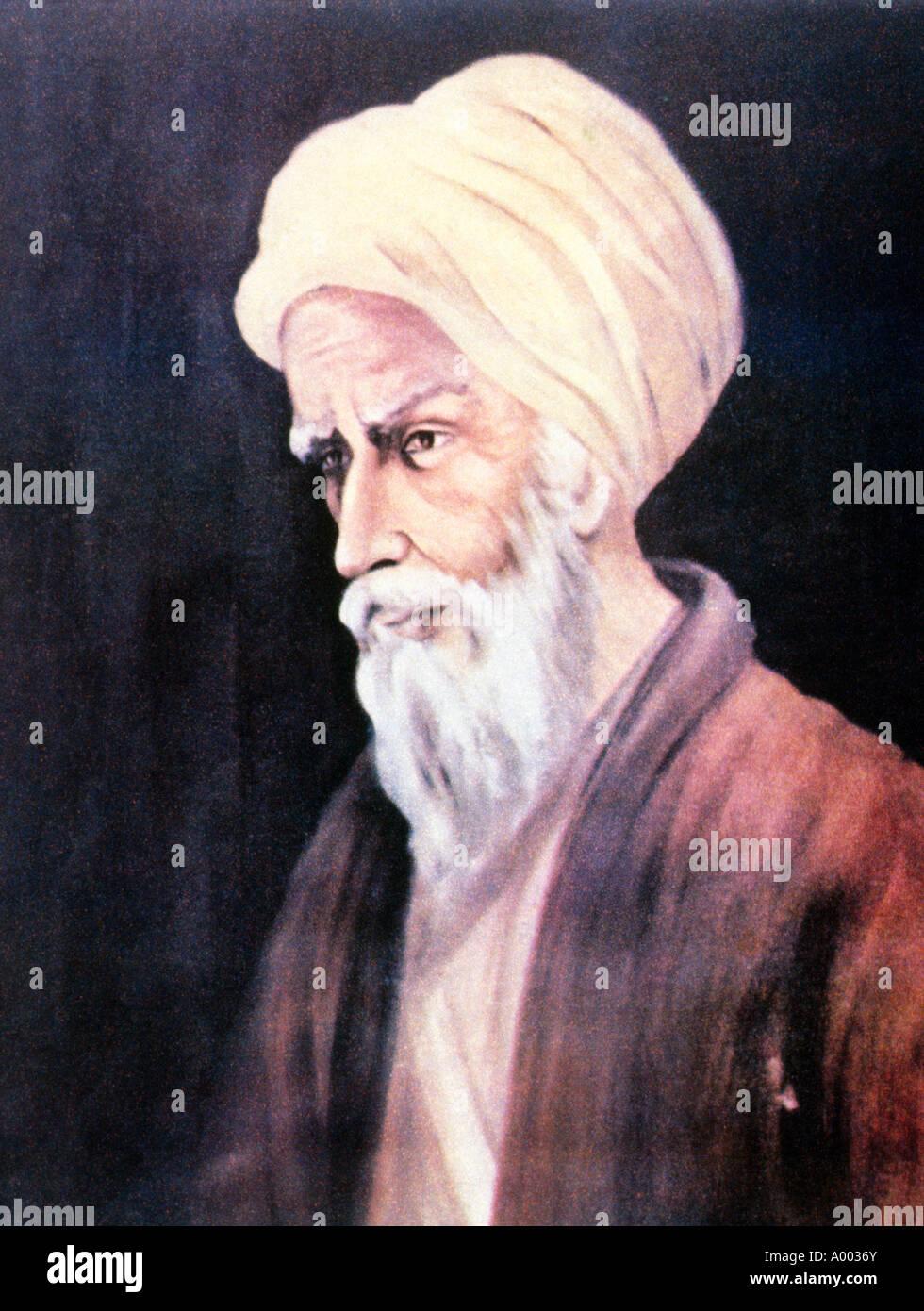 Abu Ali Hassan Ibn Al-haitham 965 -1040 Ad Physicist Optics Mathematics Physics Discovered Laws Of Refraction - Stock Image