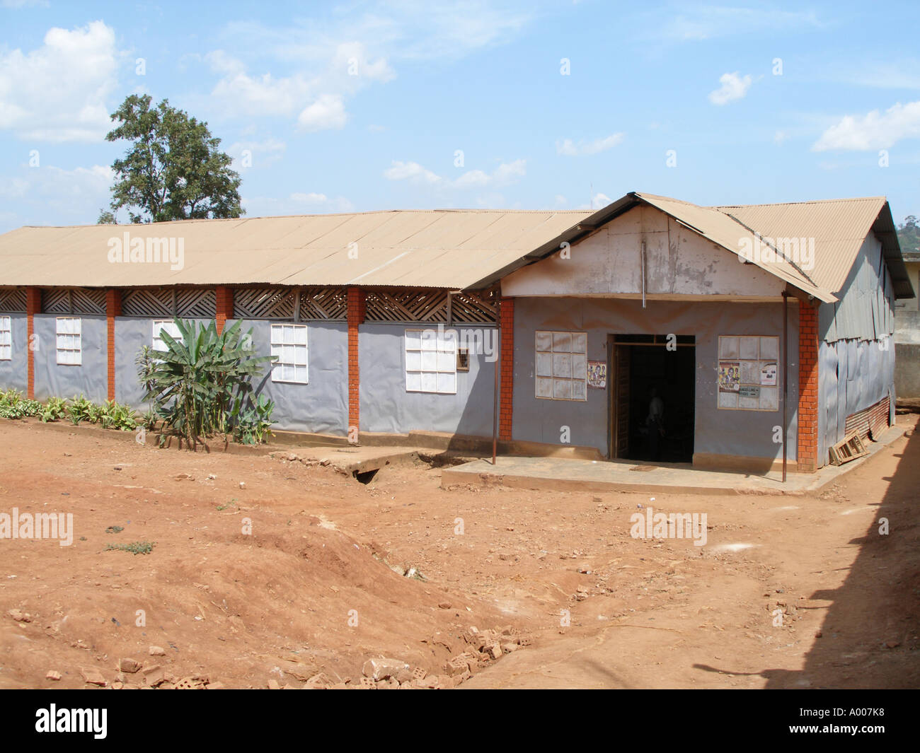 Grace Assembly pentecostal church, Kampala, Uganda - Stock Image