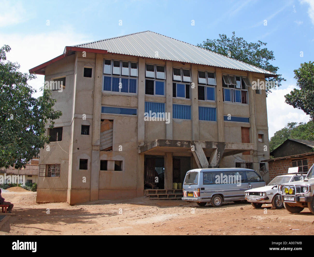 The Redeemed of the Lord Evangelistic Church, Kampala, Uganda - Stock Image