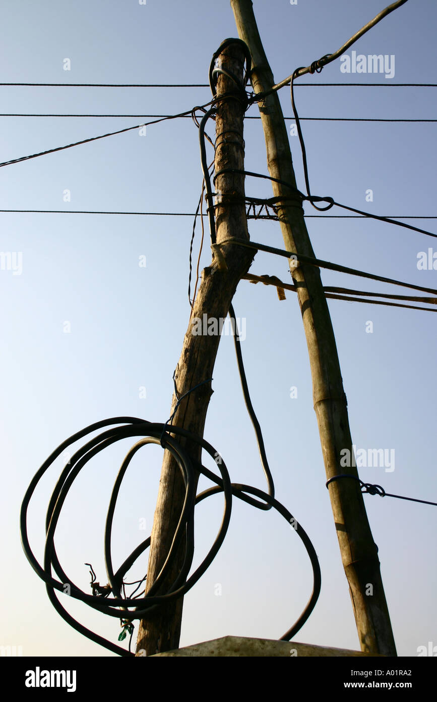 Electrical Wires Loose Stock Photos & Electrical Wires Loose Stock ...