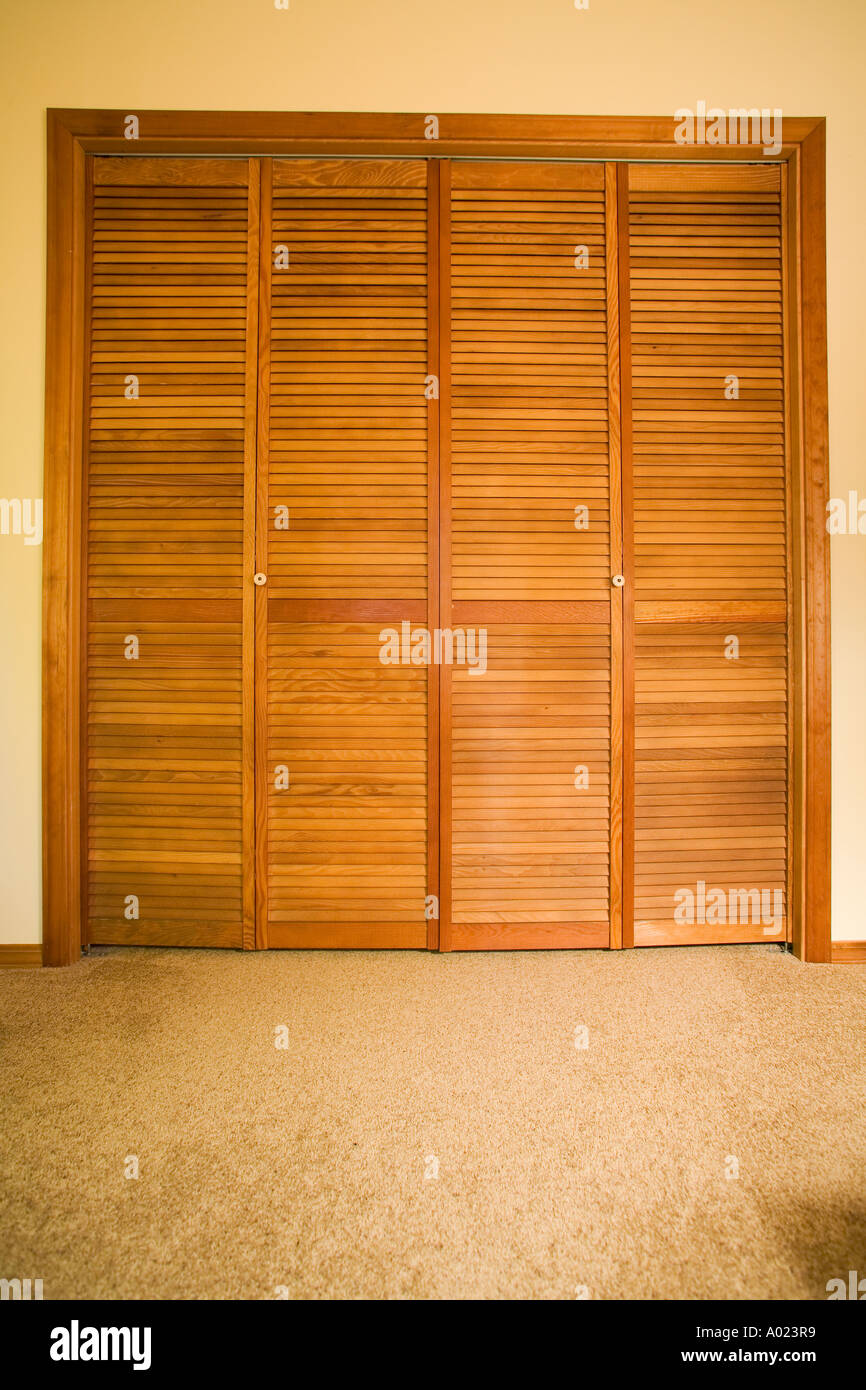Closet Doors Stock Photos Closet Doors Stock Images Alamy