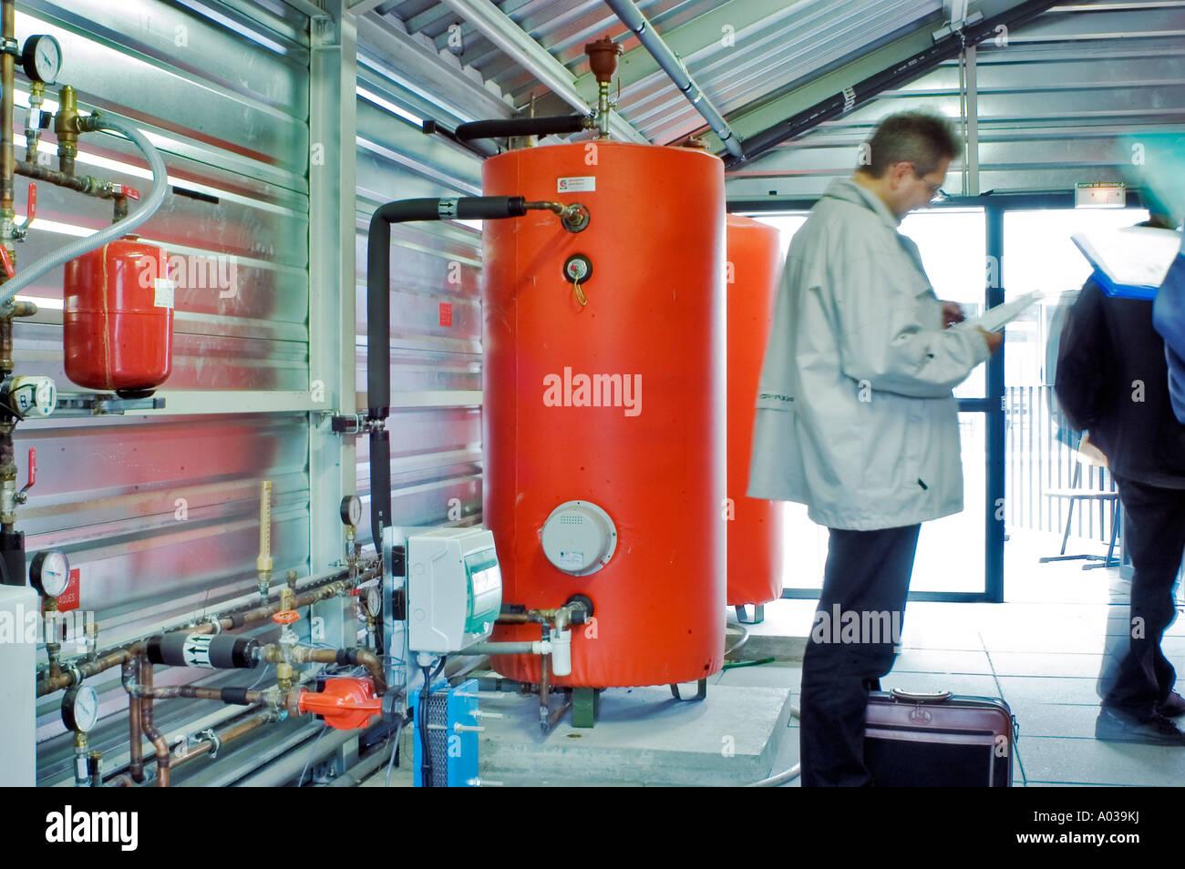 Storage Heater Stock Photos & Storage Heater Stock Images - Alamy