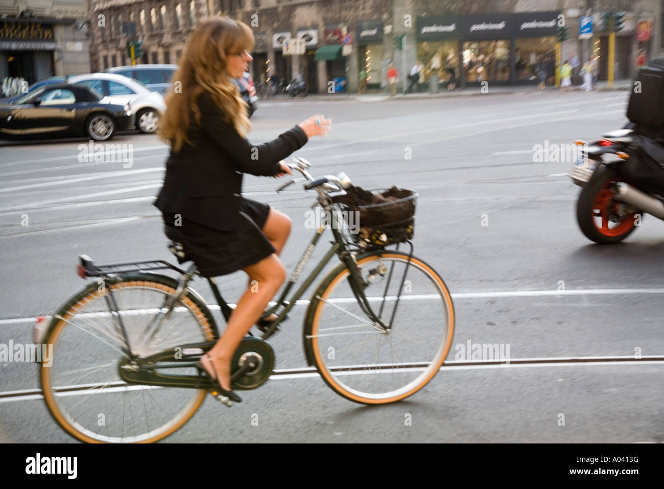 Bicycle Dress Shoes
