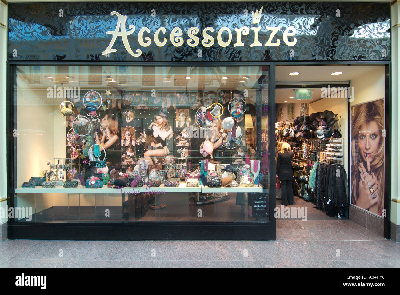 cbf06ffeed8 Accessorize Shop store Trafford centre UK United Kingdom England Europe GB  Great Britain EU European Union