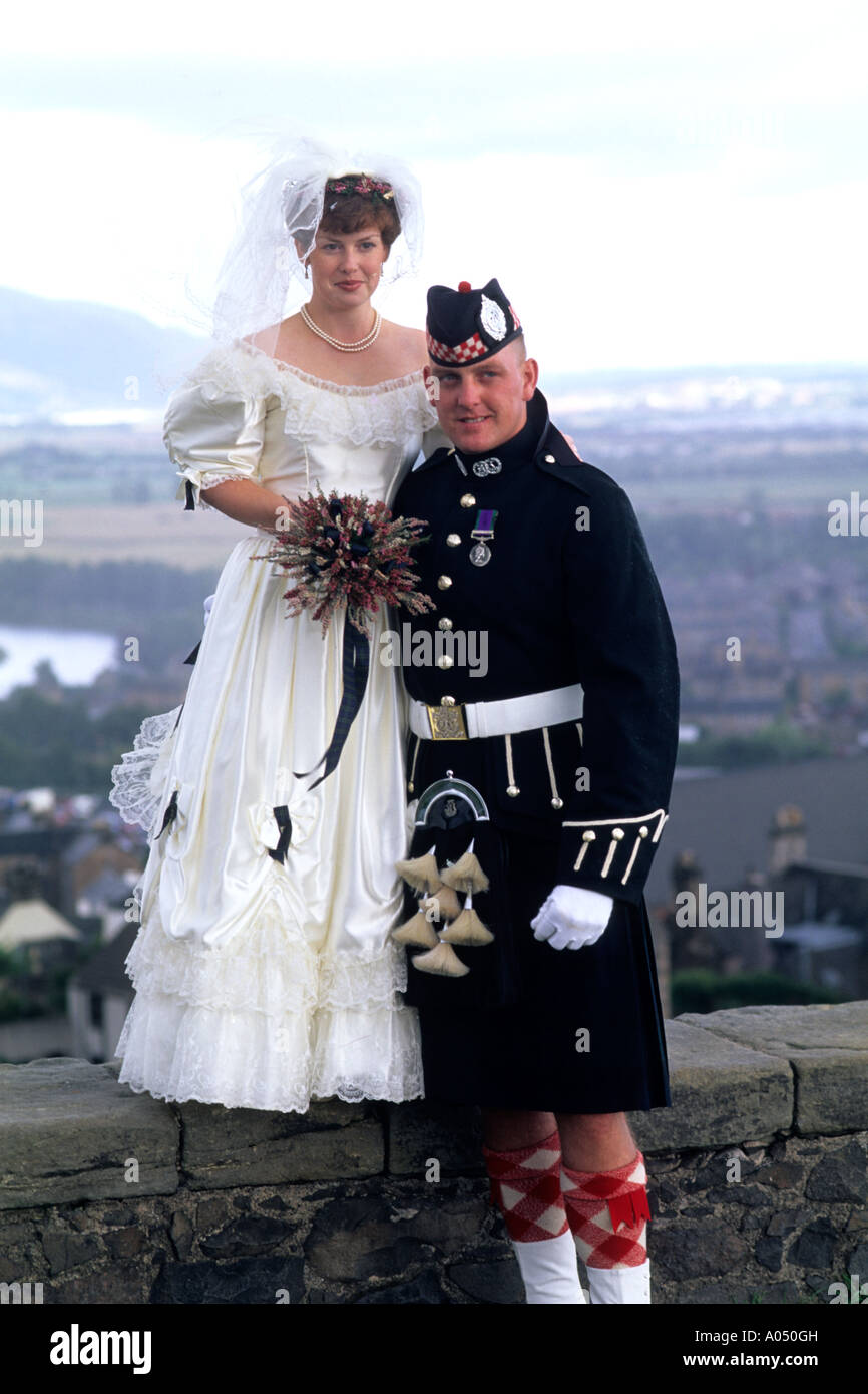 Groom In Kilt Stock Photos & Groom In Kilt Stock Images - Alamy
