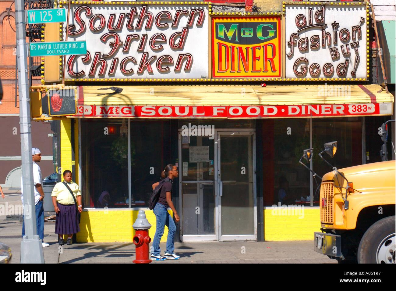 Soul Food In Baltimore City