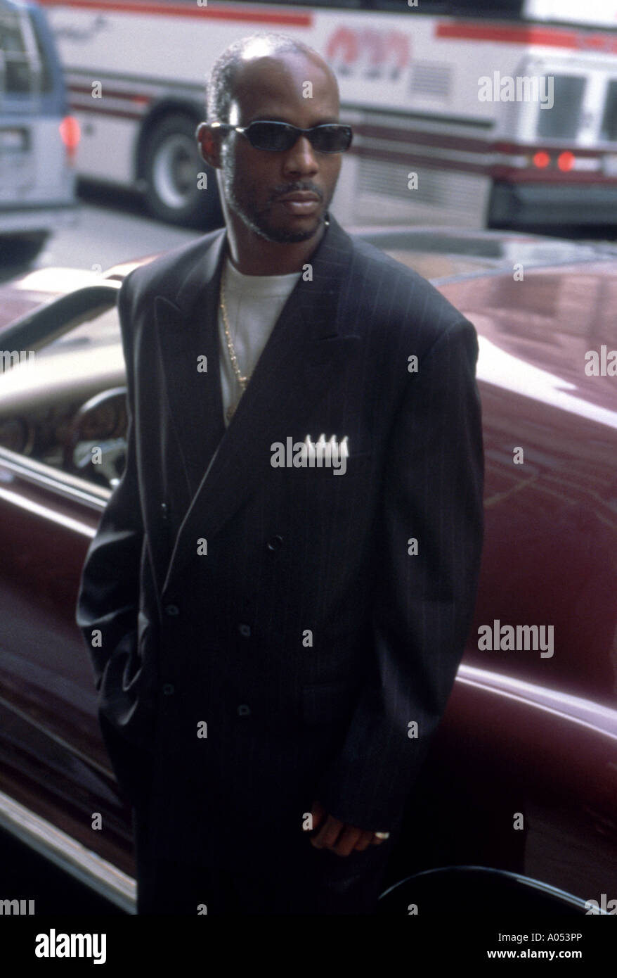 NEVER DIE ALONE 2004 TCF film with DMX - Stock Image