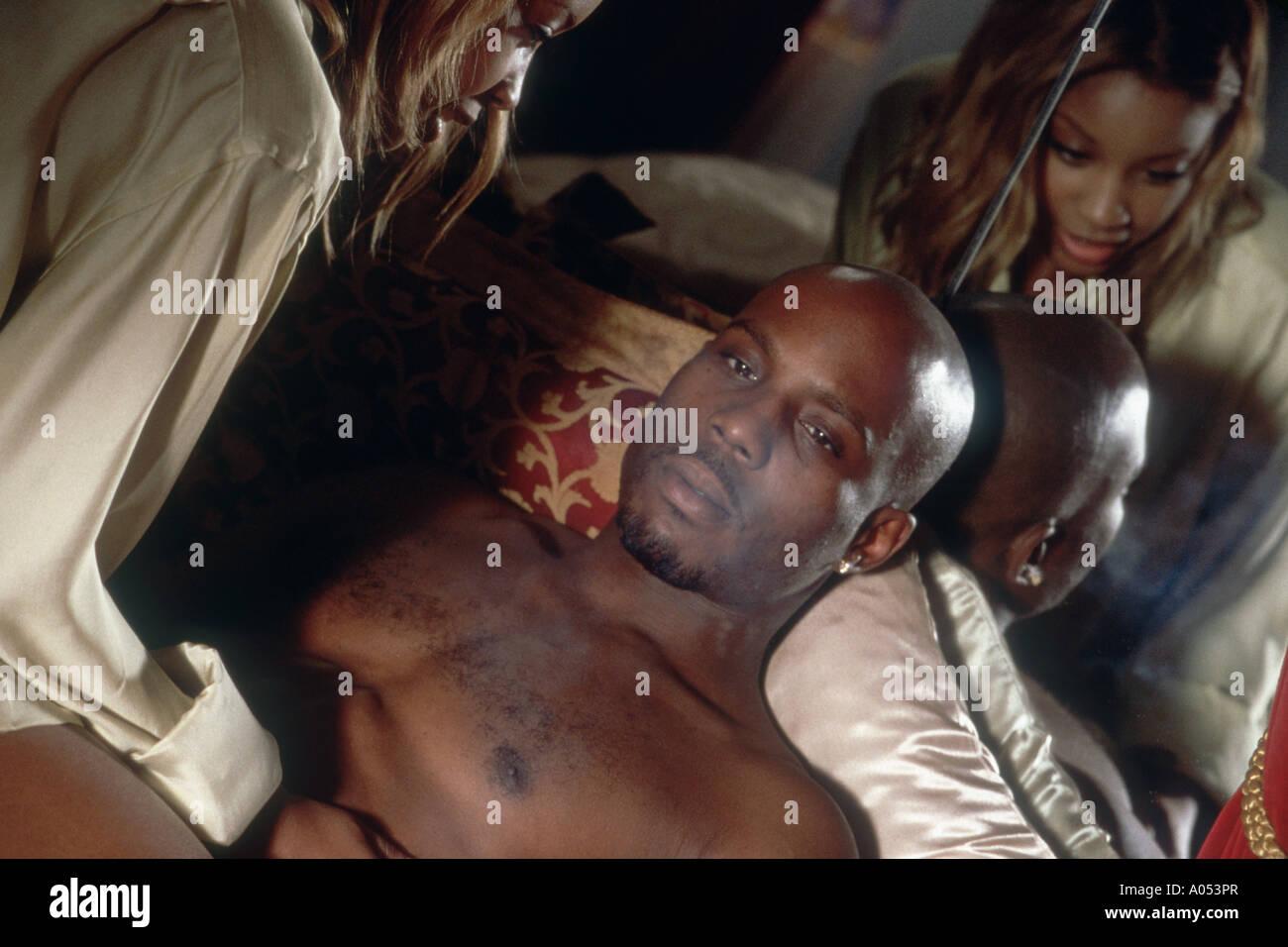 NEVER DIE ALONE 2004 TCF film with Reagan Gomez-Preston - Stock Image