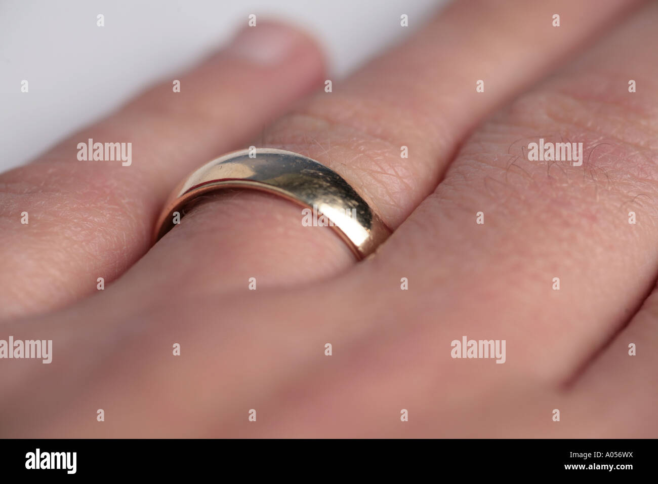 Mans Wedding Band Stock Photos & Mans Wedding Band Stock Images - Alamy