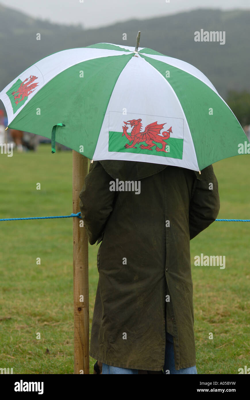 Welsh Umbrella Stock Photos & Welsh Umbrella Stock Images - Alamy