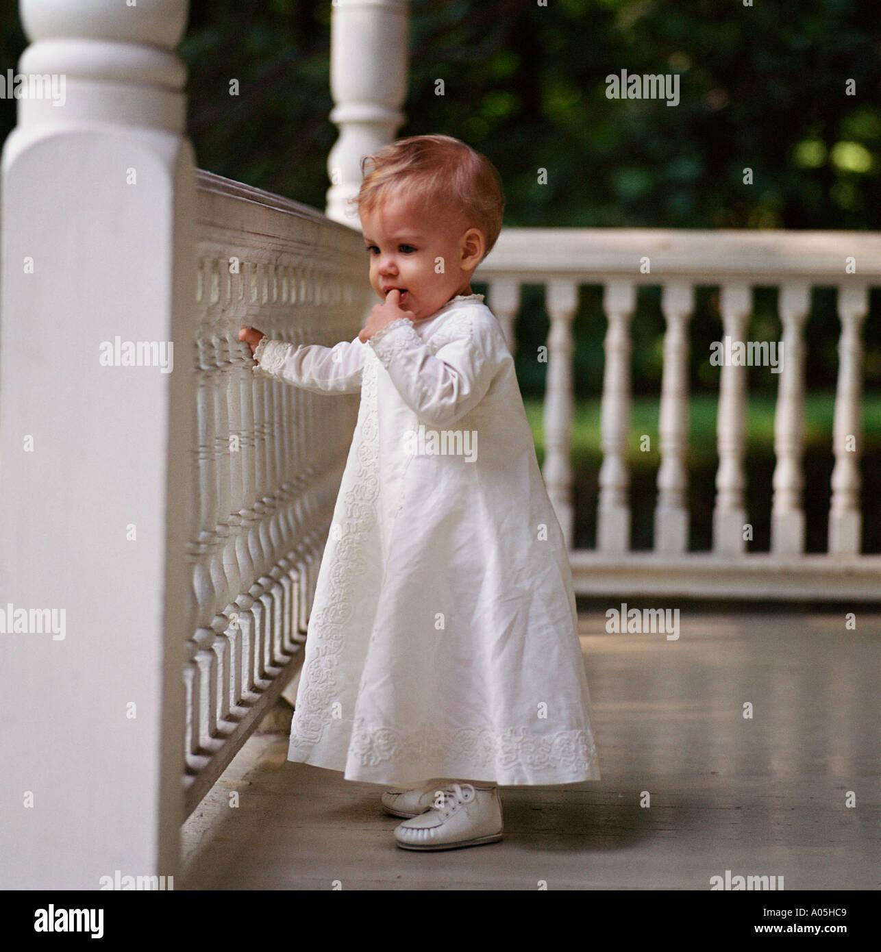 Blonde Toddler Girl