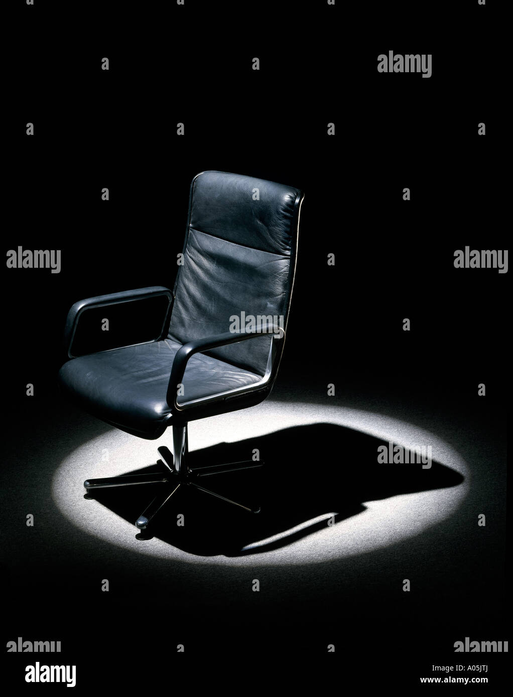 Mastermind chair - Stock Image
