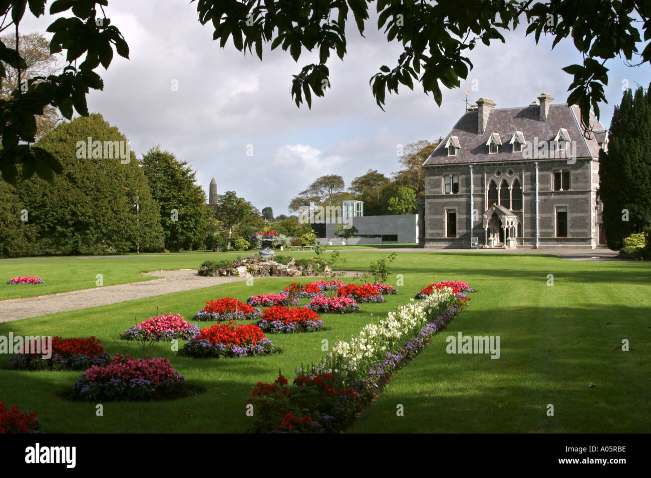 Ireland County Mayo Turlough Turlough House Country Life Museum - Stock Image