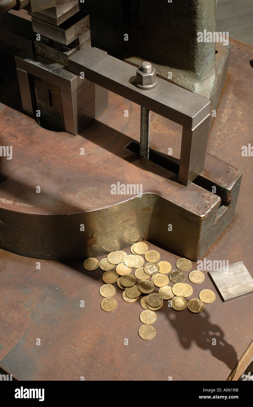 Minting Coins Stock Photos & Minting Coins Stock Images - Alamy