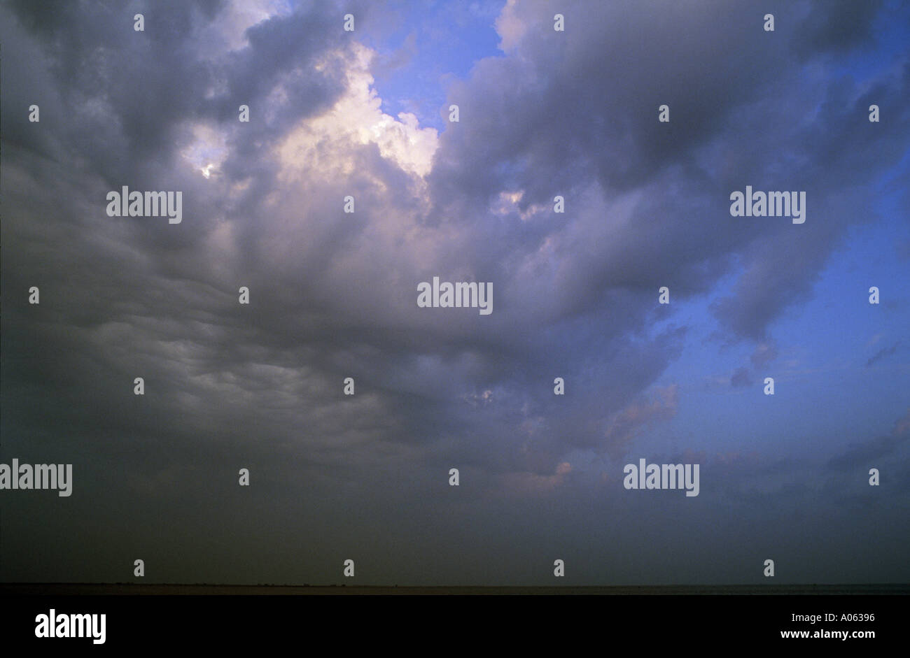 sky - Stock Image