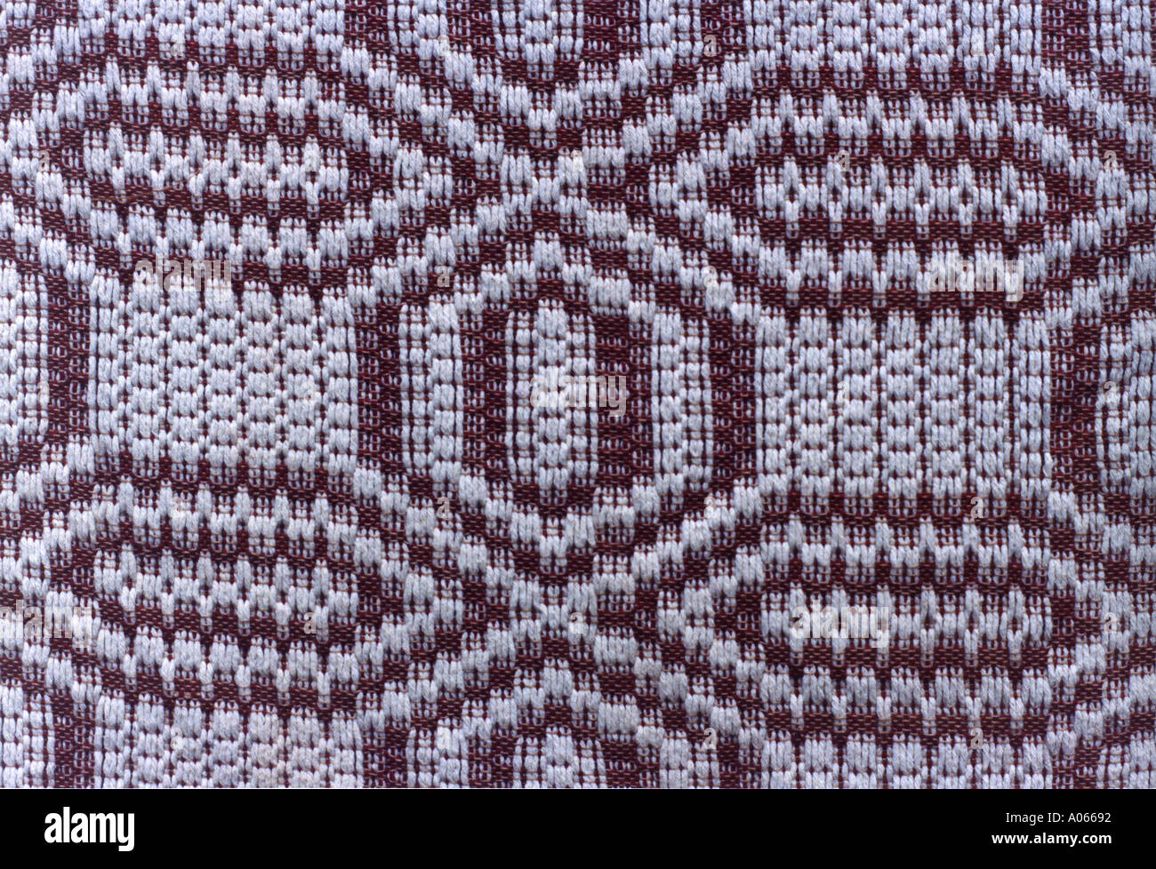 Hand Made Tapestry - Stock Image