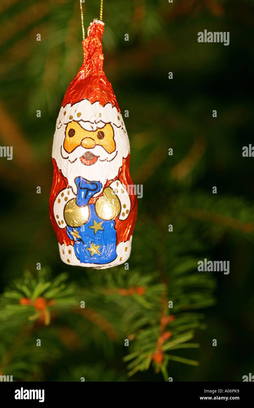Seasonal festive seasons greetings image of Father Xmas Christmas ...