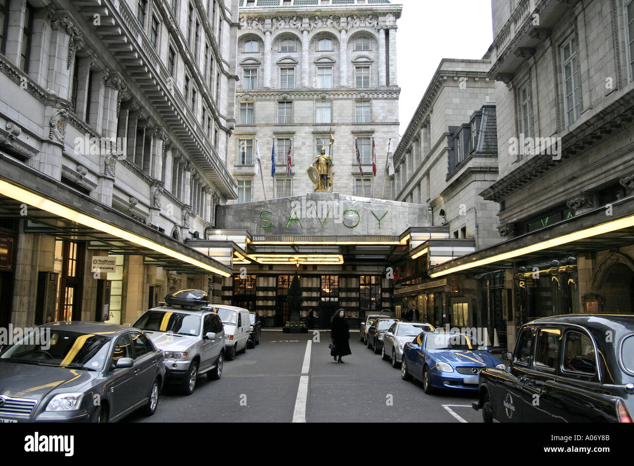Savoy Hotel Covent Garden London