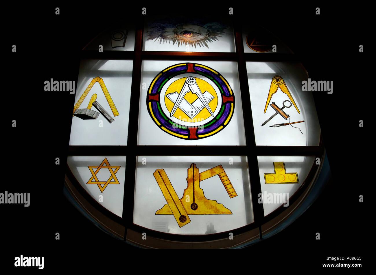 Freemasons Symbol Stock Photos Freemasons Symbol Stock Images Alamy