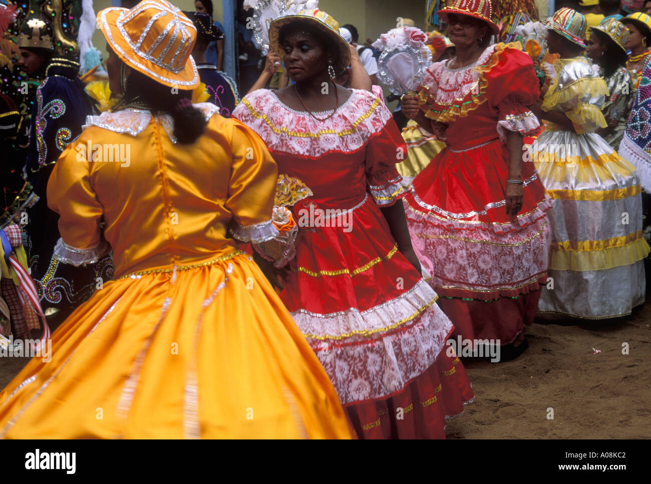 Cultural traditions Folklore Maracatu rural Black women