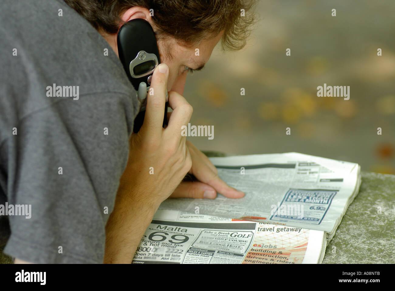 Job Ad Stock Photos & Job Ad Stock Images - Alamy
