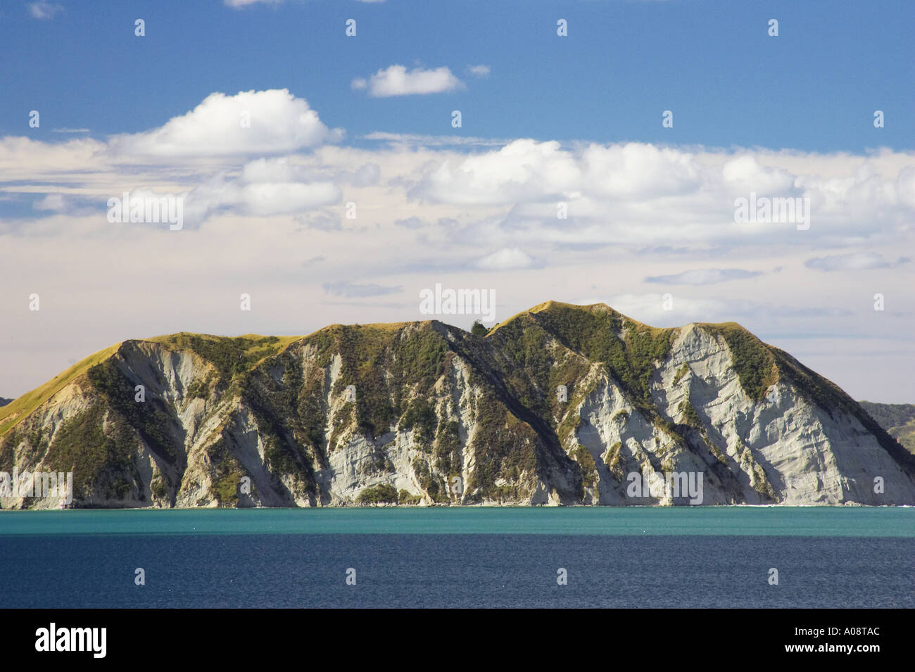 Te Karaka Point Tolaga Bay Eastland New Zealand - Stock Image