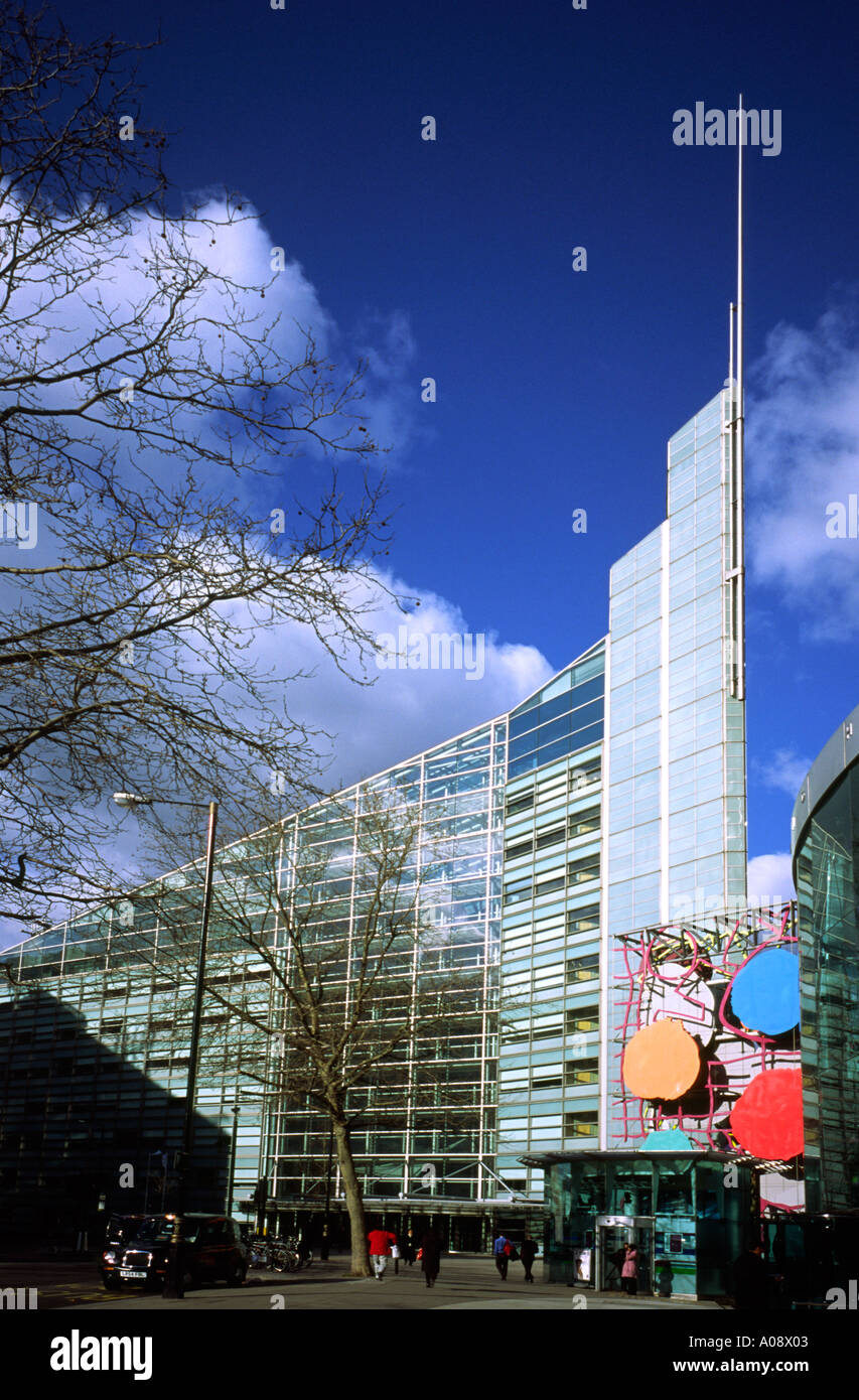 Eland House government offices near Victoria in Westminster London England UK Stock Photo