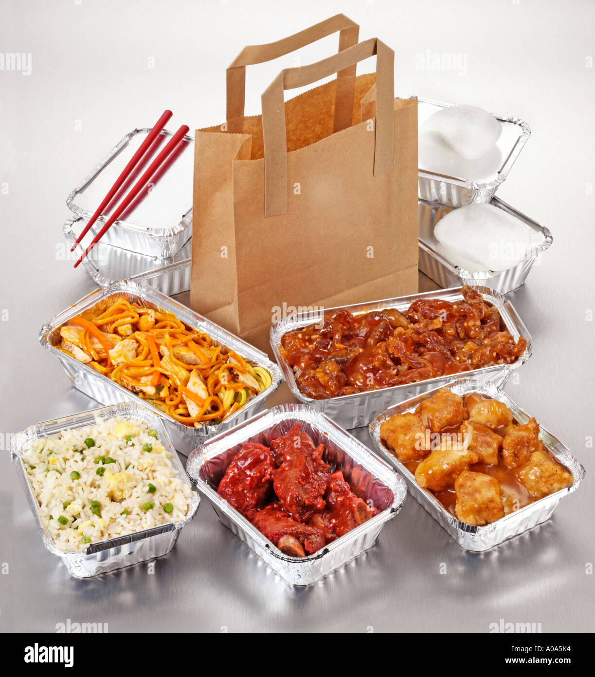 Food Container Carry Packs