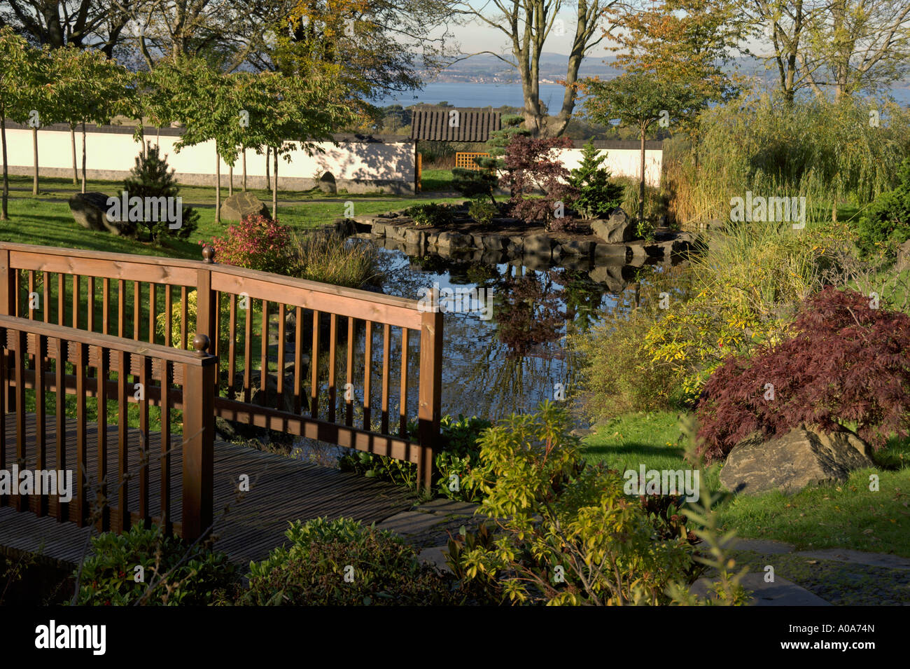 Japanese Friendship Garden Stock Photos & Japanese Friendship Garden ...