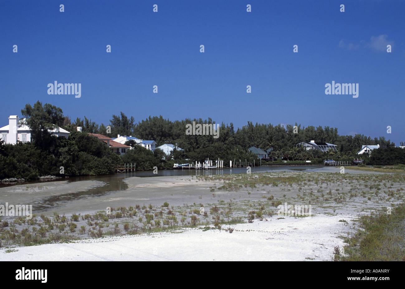 Florida Captiva Island Insel Florida US USA United States Vereinigte Staaten Staat Of Von America Amerika Stock Photo