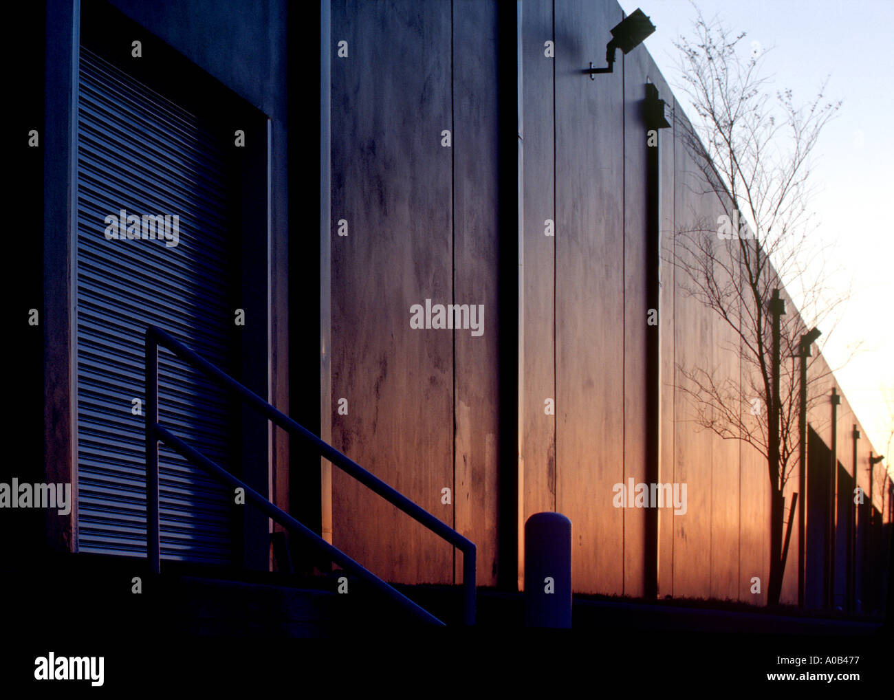 warehouse - Stock Image