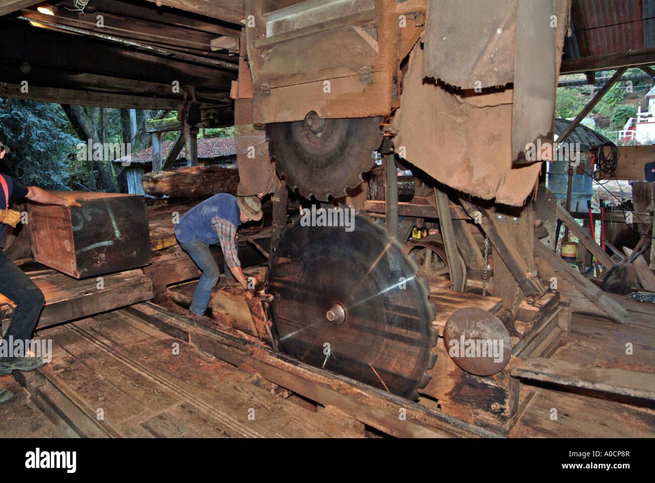 Lumber Mill Circular Saw Blades