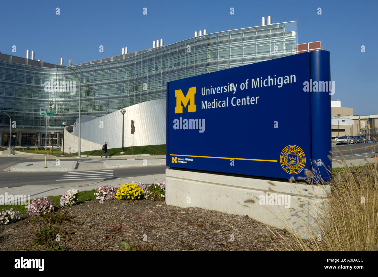 University Of Michigan Medical Center >> The Biomedical Sciences Research Building University Of