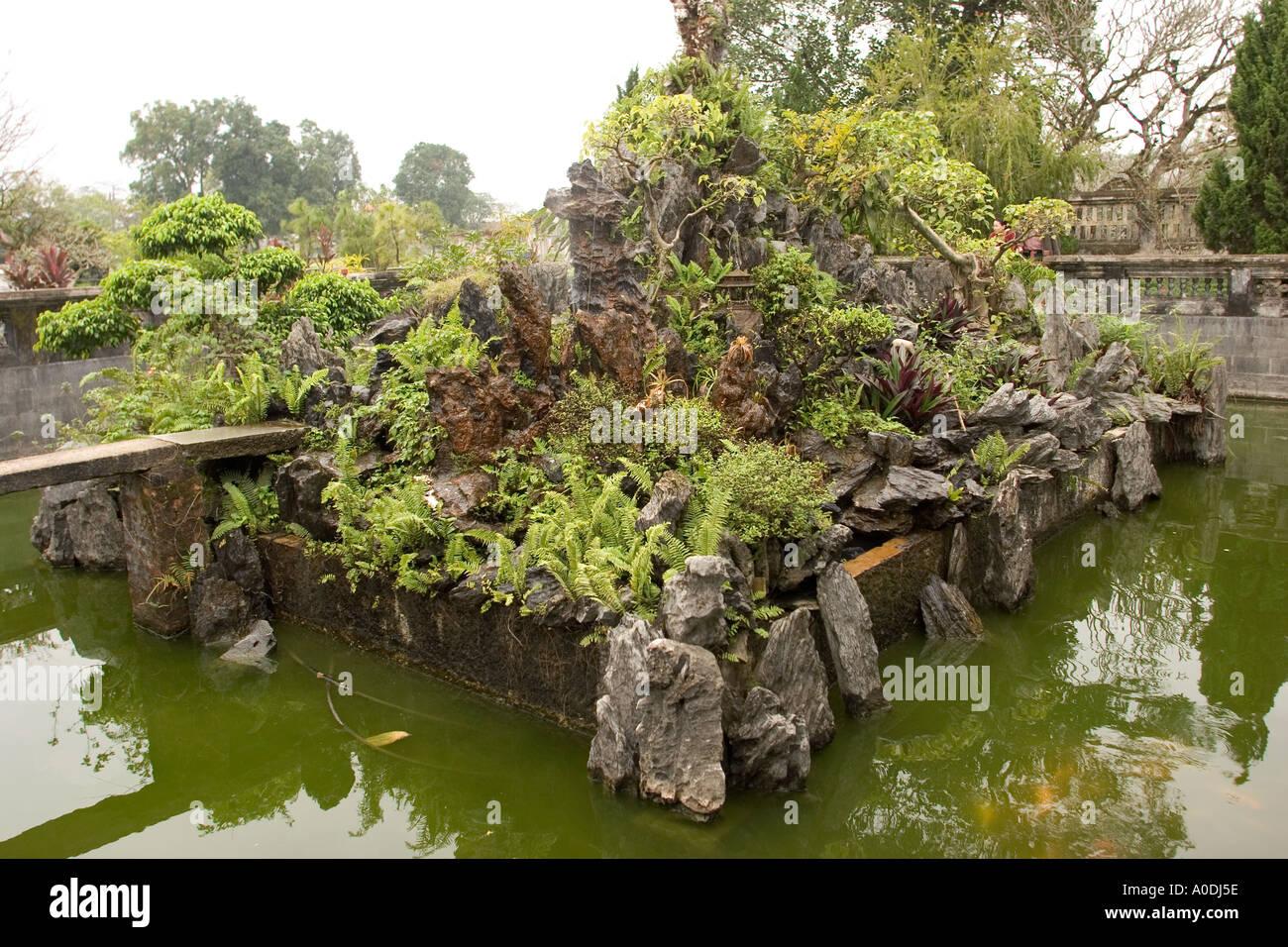 Vietnam Hue Citadel Imperial Enclosure Emperors reading room Thai ...