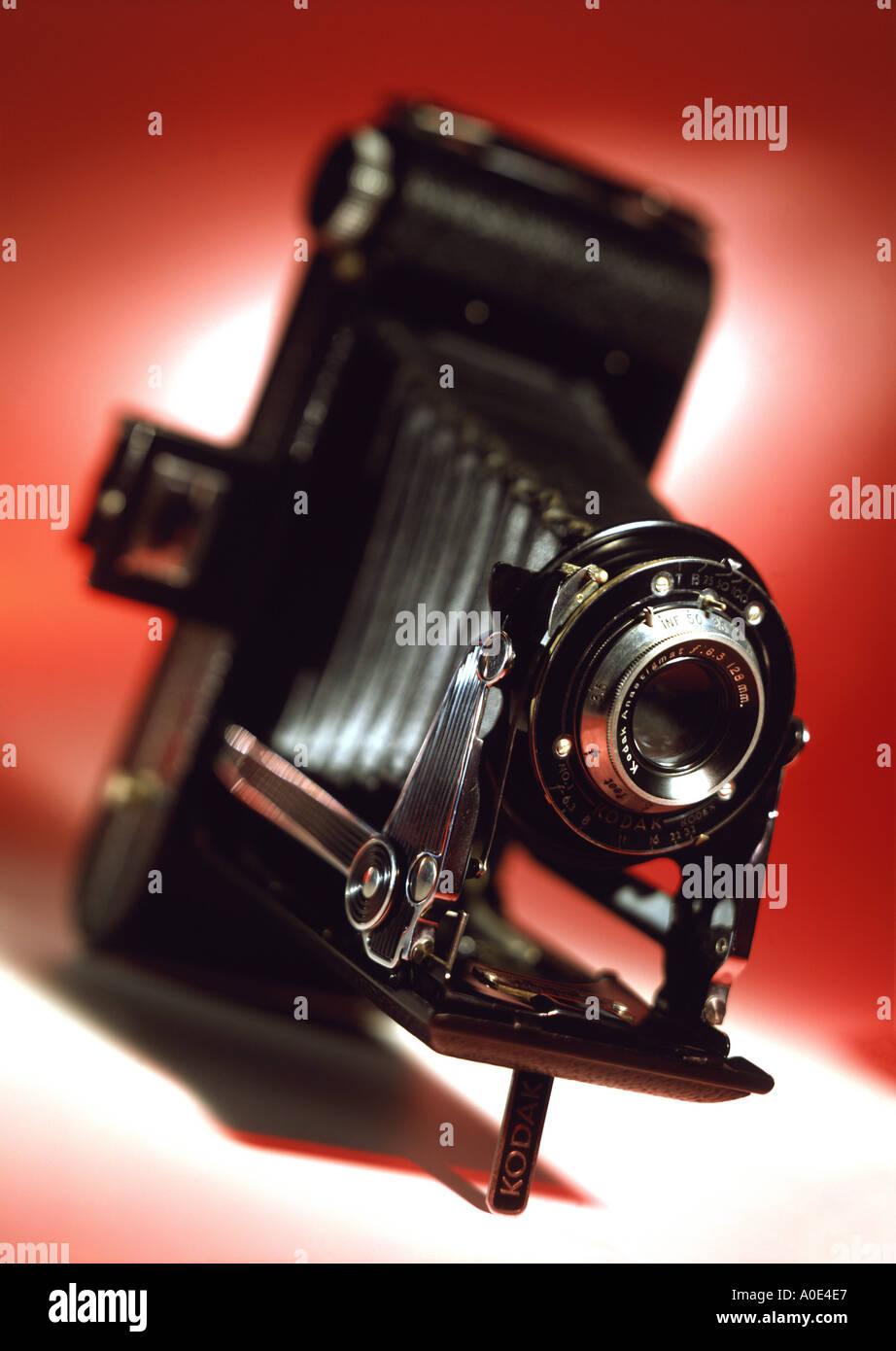 Kodak Camera - Stock Image