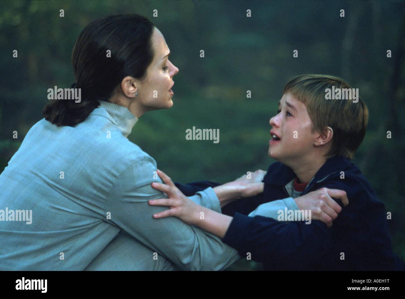 A I Artificial Intelligence 2001 Warner Film With Haley Joel Osmond Stock Photo Alamy
