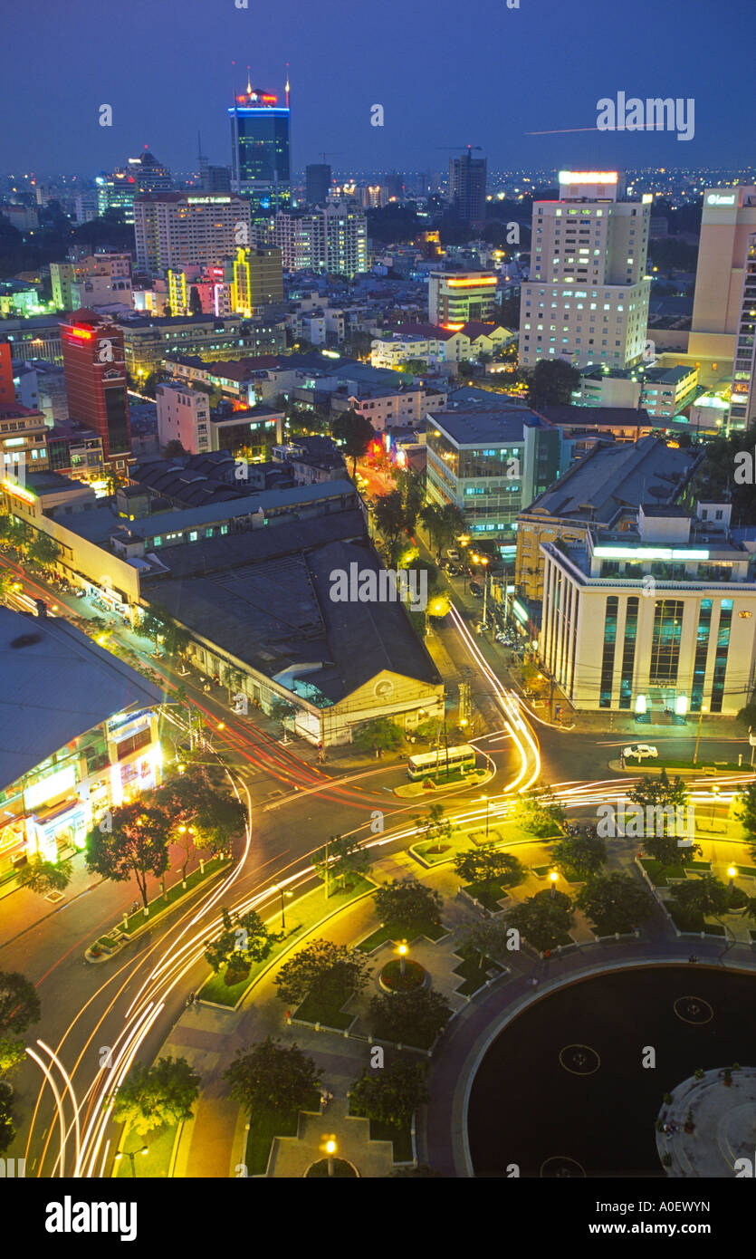 Ho Chi Minh City Vietnam - Stock Image