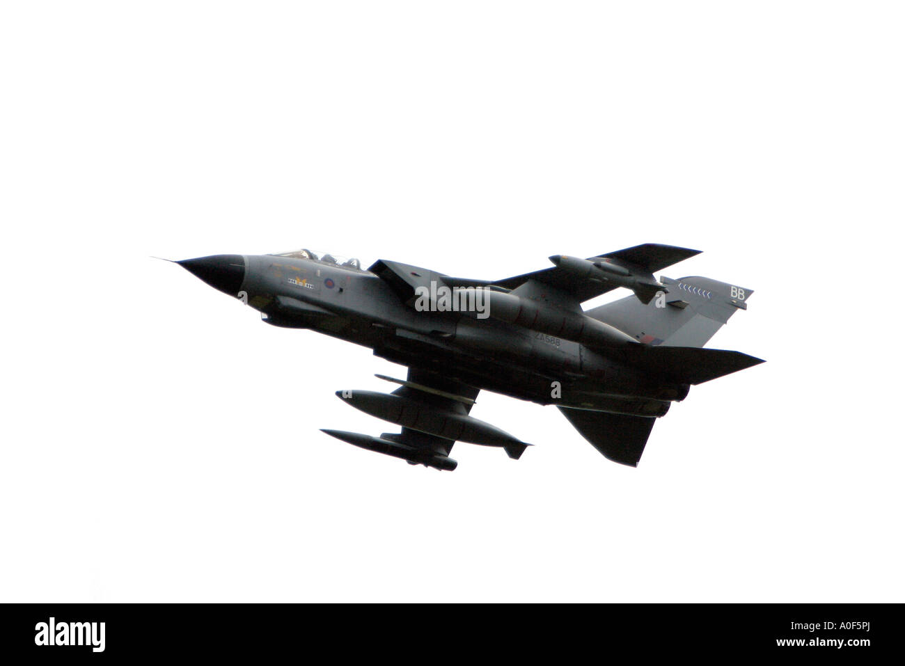 Tornado Fighter Aircraft - Stock Image