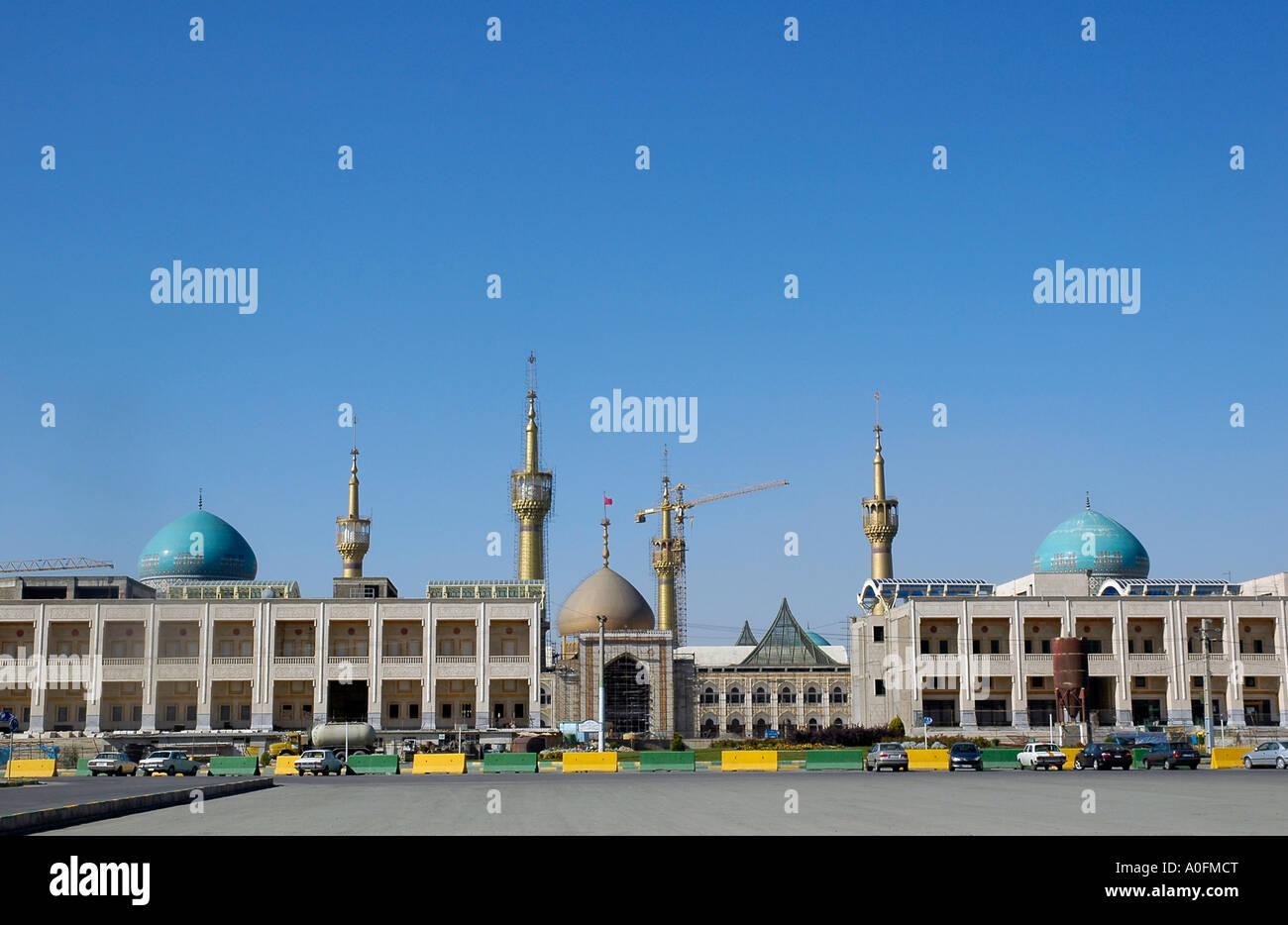 Non Muslim Perspective On The Revolution Of Imam Hussain: Khomeini Shrine Stock Photos & Khomeini Shrine Stock