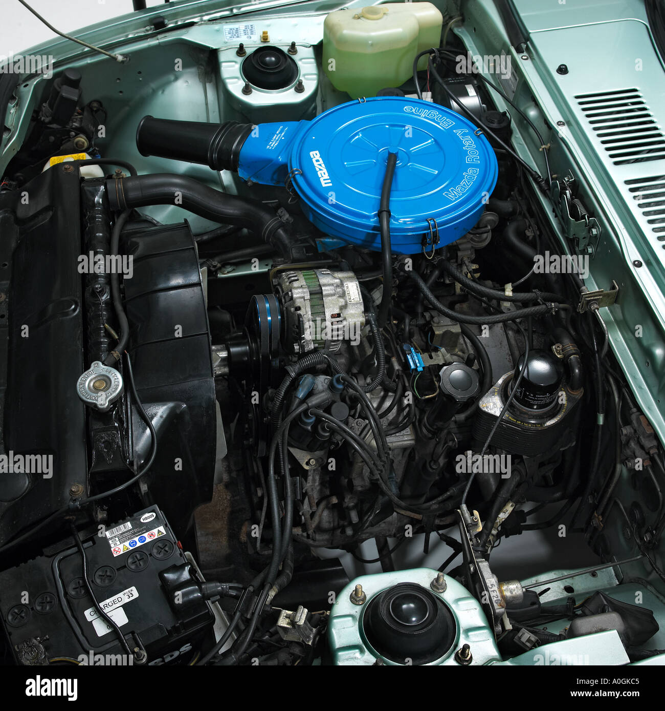 Rx7 Engine Is: Mazda Rx7 Stock Photos & Mazda Rx7 Stock Images