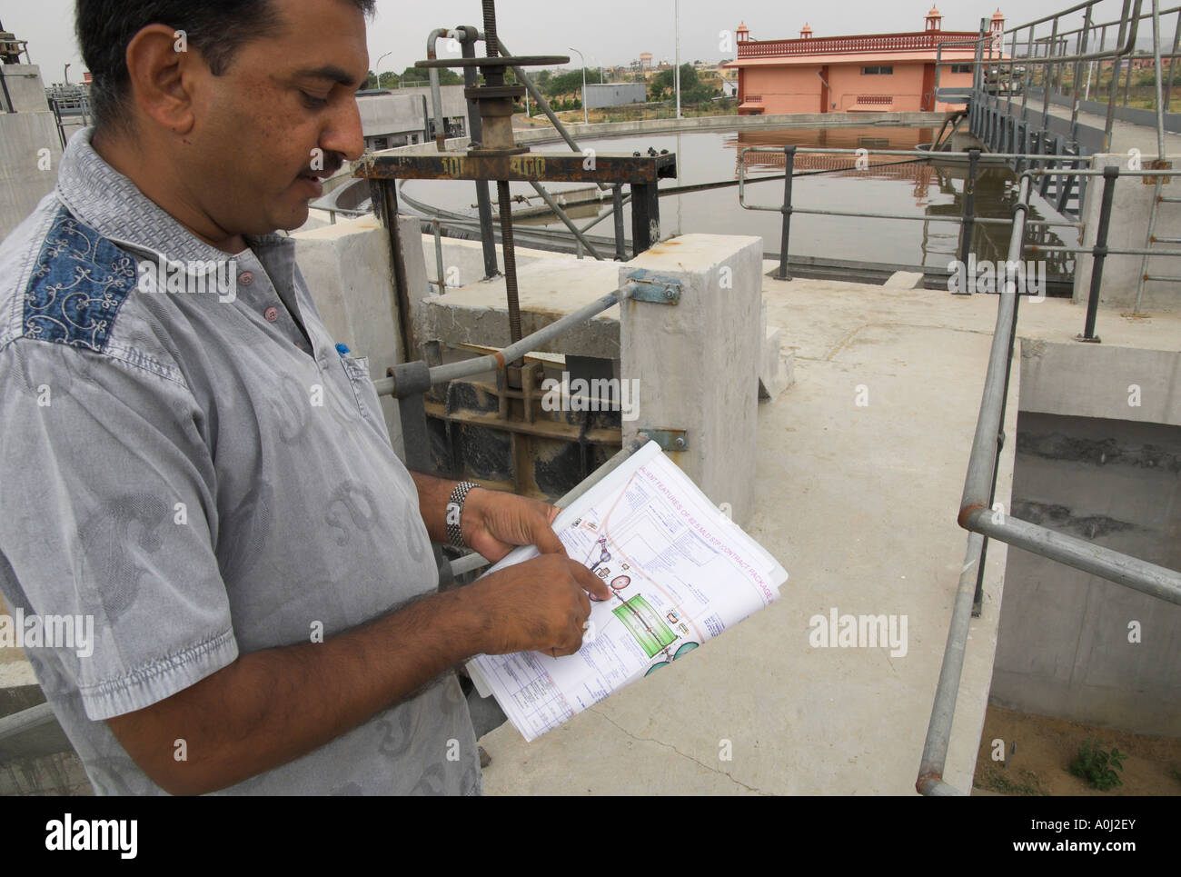 sewage treatment plant process pdf in india
