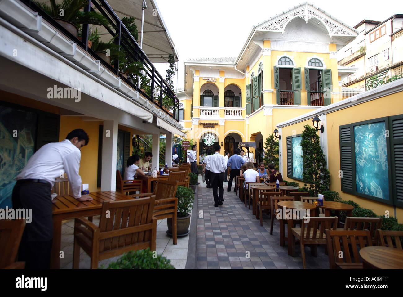 New stylish hotels and bars in Khao San Road area of Bangkok ...