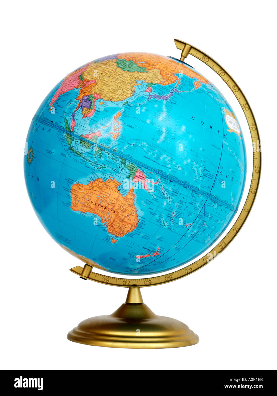 Globe Map Asia Stock Photos Globe Map Asia Stock Images Alamy