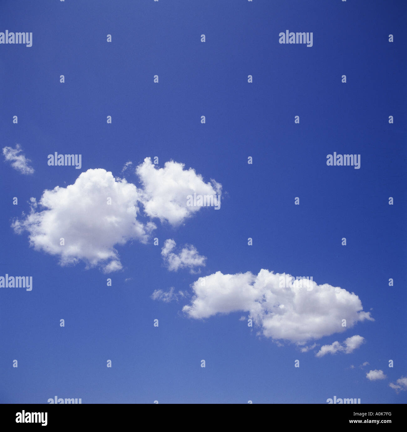 Sky, Clouds - Stock Image
