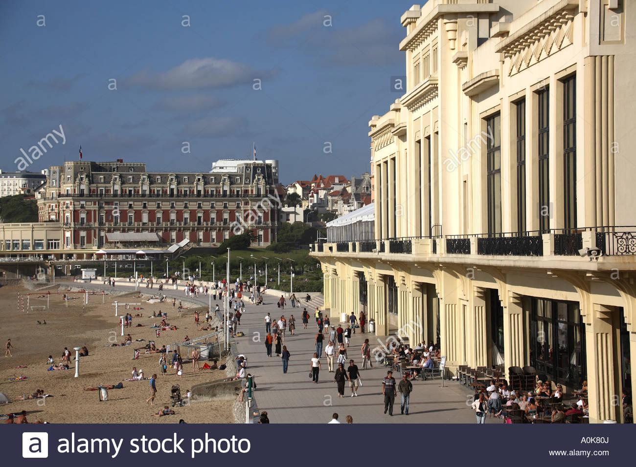 Hotel A Cote Du Casino A Biarritz