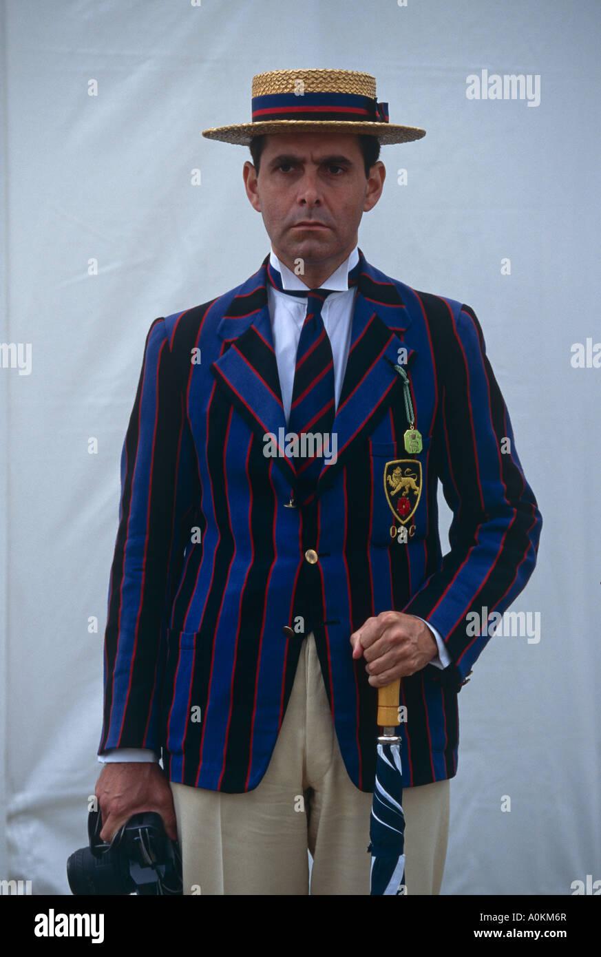 Wearing a blazer to a club