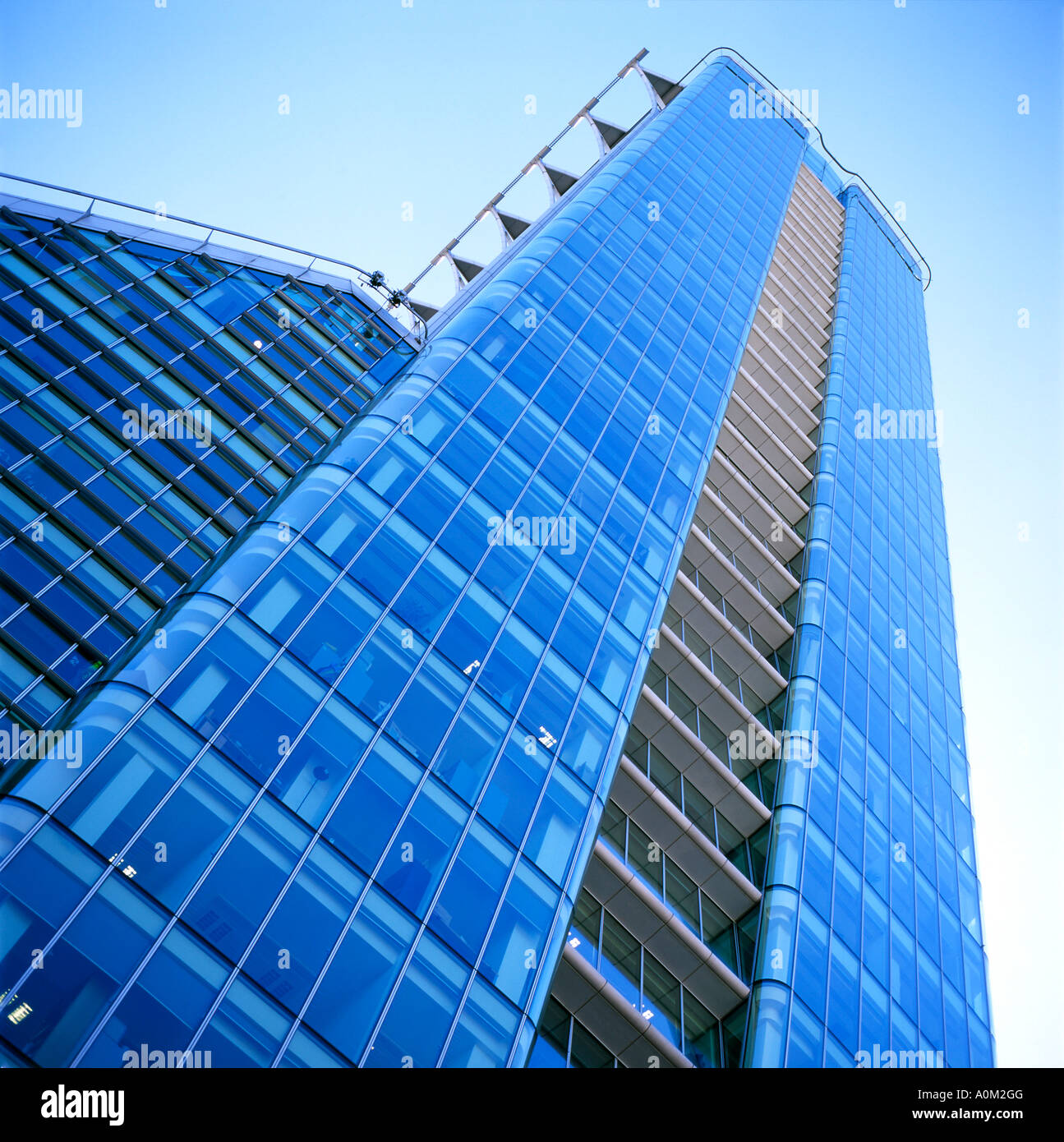 Citypoint Tower London England - Stock Image