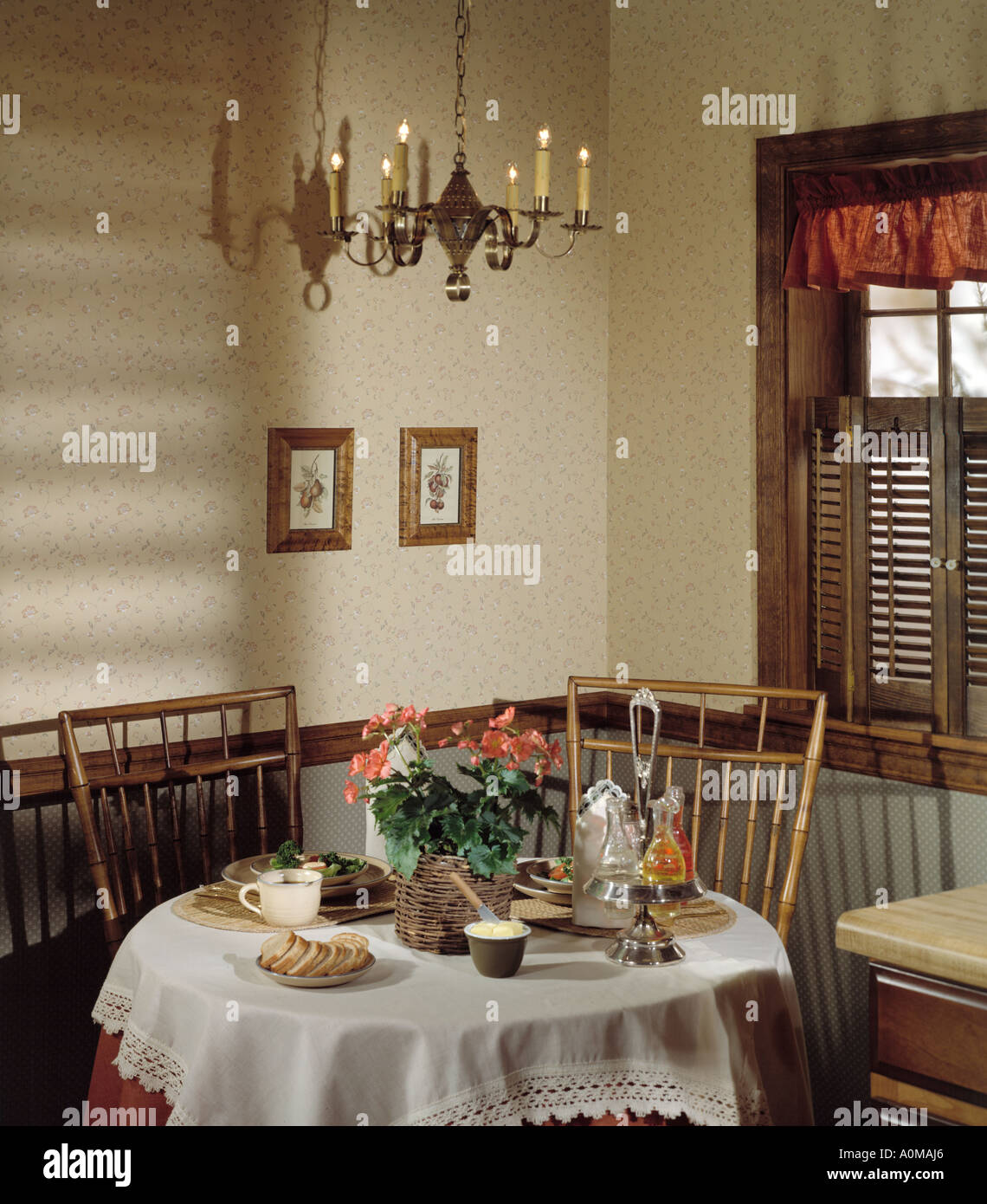 room interior dining wallpaper kitchen dining kitchen corner ...