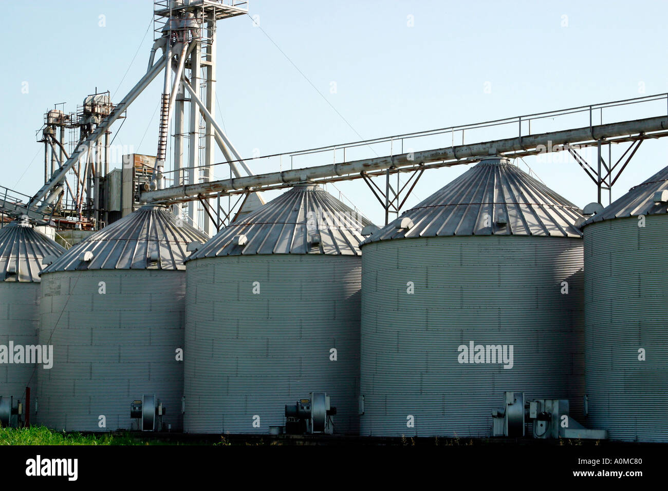 Delicieux Silo Farming Produce Storage 1 Photo Photos Industrial Food Textures