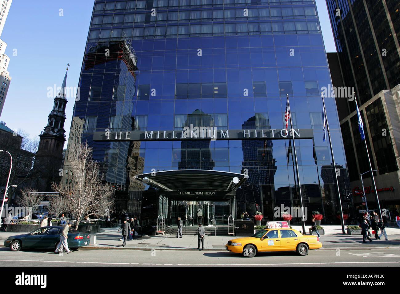 Hilton Millenium Downtown Hotel New York